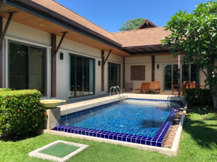 This modern oriental style pool villa 3 Bedrooms in Rawai.-TN8 - Overall.jpg