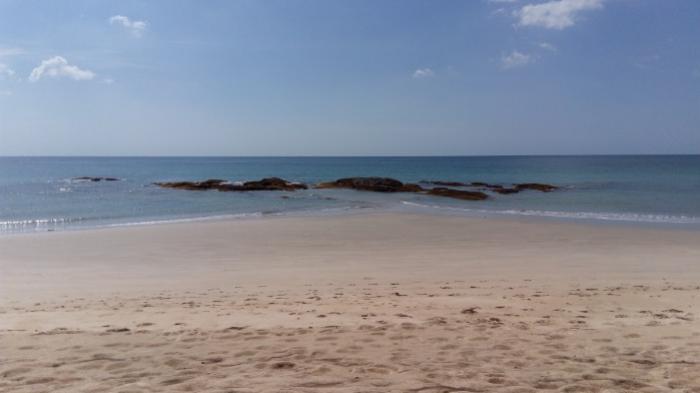 Natai Beachfront Land Plot-Looking out.jpg
