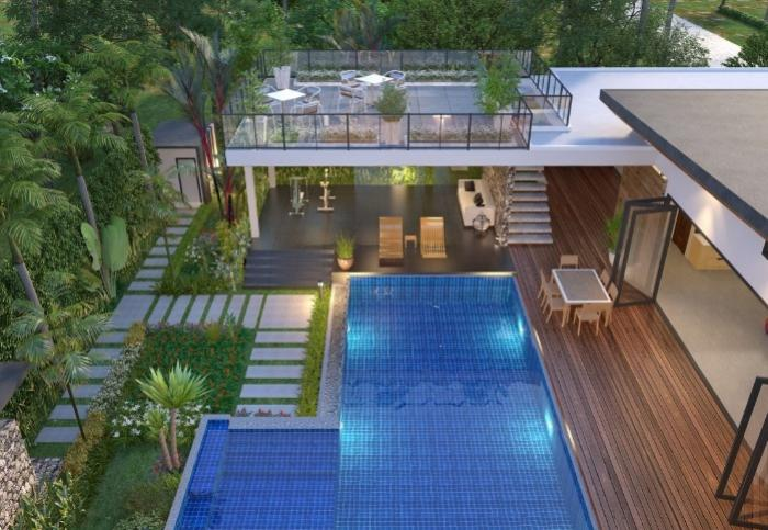 3beds luxury villa in Layan
