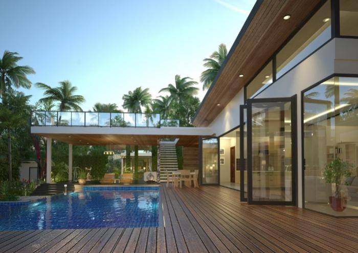 5beds luxury villa in Layan