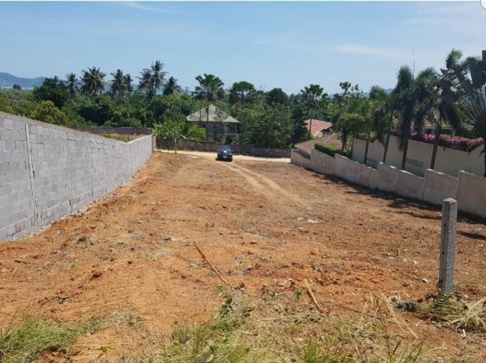 Sea View Land for sale in Rawai
