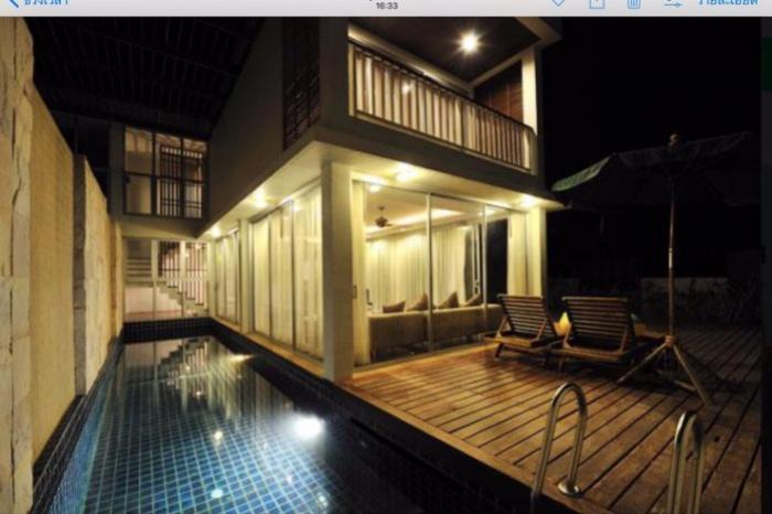 Pool Villa for Rent in Chalong