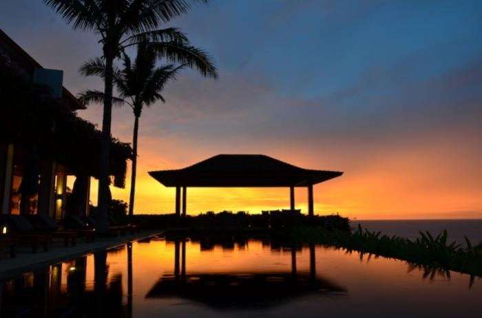 Andara Pool Villa-Villa_sunset01.JPG