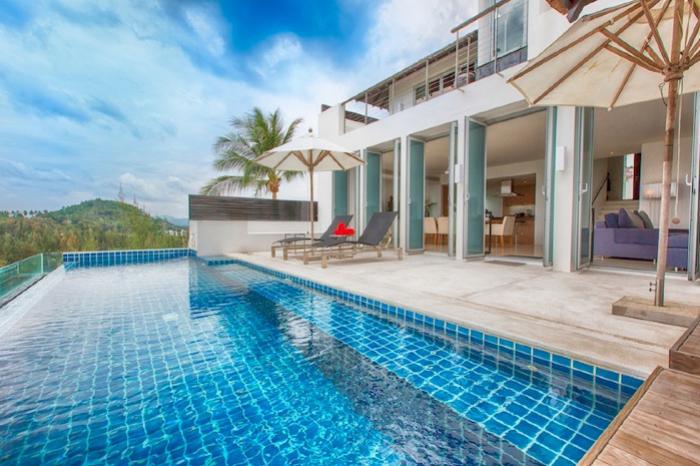 Surin Heights Villa 1-Villa Napalai Surin - Outdoor Pool area (2).jpg