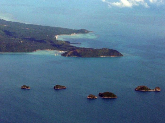 Samui 79 Rai-2 1 Phang Ka from West of 5 islands C Cerquetti.jpg
