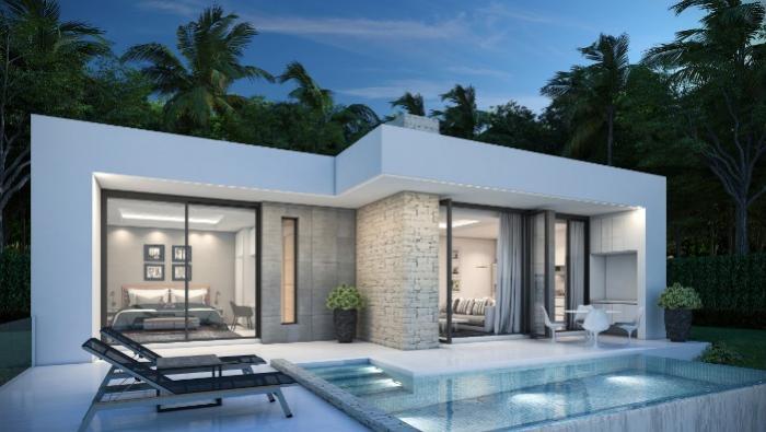 Zest Samui Property Villas for Sale