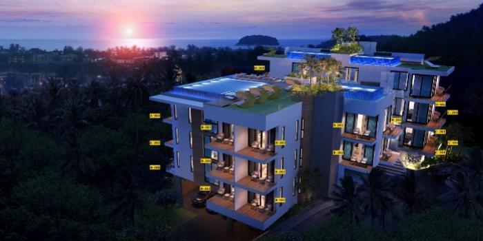 Zest Phuket Condo for Sale Kata