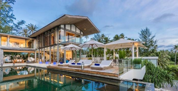 Zest Phuket Property Villa for rent Natai
