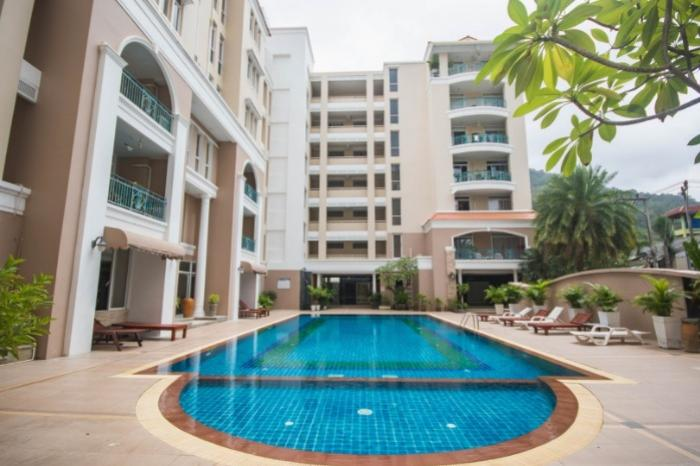 Patong 2 Bedroom Condo for Sale