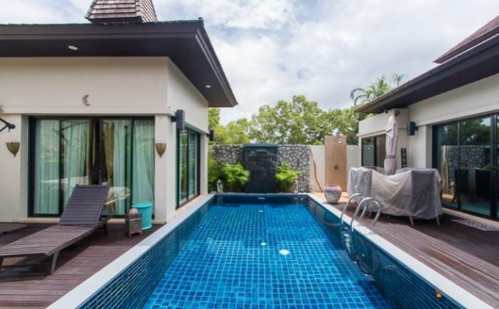 3 Bedroom Pool Villa Sale Phuket
