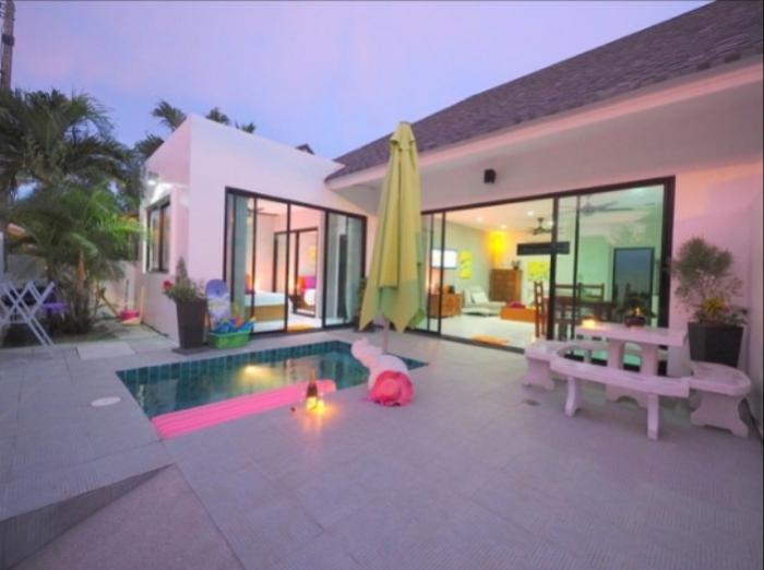 2 Bedroom Pool Villa in Nai Harn