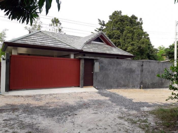 New 3 BR Villa Rawai